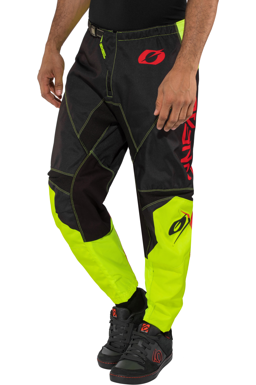 8d70ac04 ONeal Element Cykelbukser Herrer Racewear gul/sort | Find ...